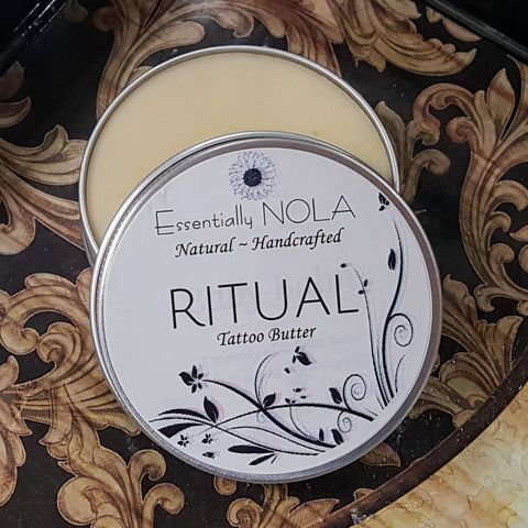 Ritual Tattoo Butter