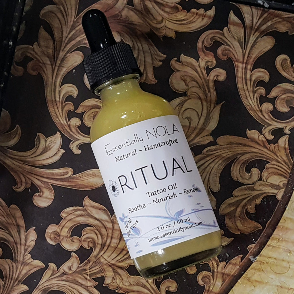 Ritual Tattoo Oil