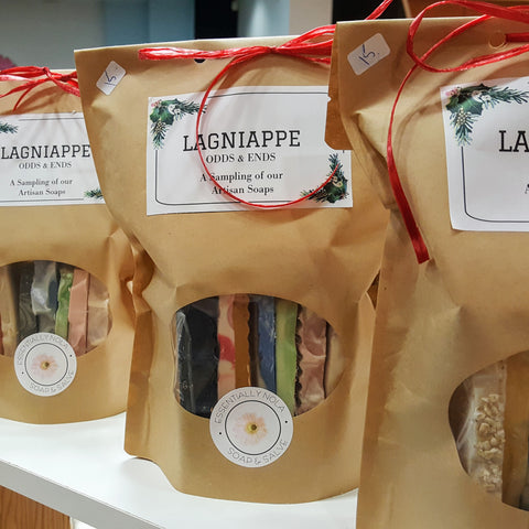 Lagniappe Soap Set