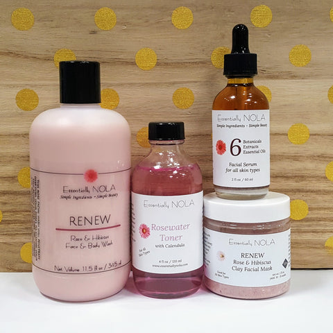 Renew Skin Care Set