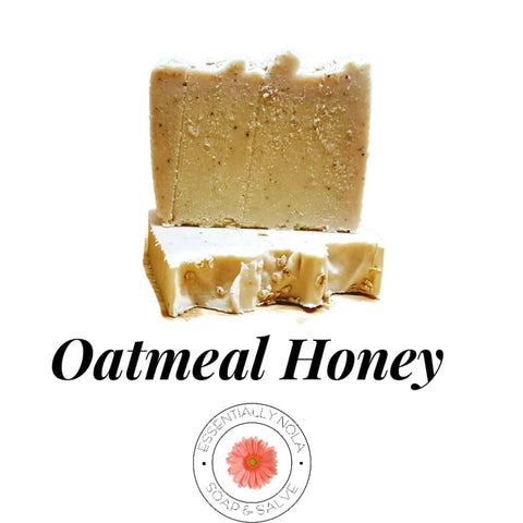 Oatmeal & Honey-Soap-essentially NOLA-essentially NOLA