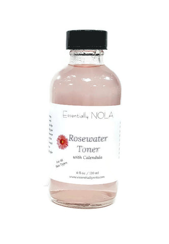 Rose & Aloe Facial Toner