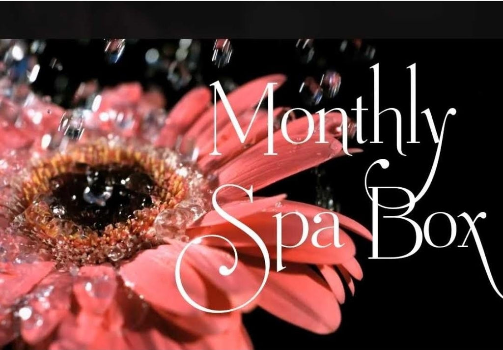 NOLA Monthly Spa Box ( 3, 6 , 12 month )