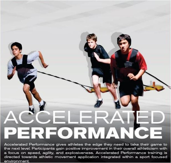 2) ACCELERATED PERFORMANCE Monthly Membership (Ages 11 - 15): 1x/week (Tues) or 2x/week (Mon/Wed) or (Tue/Thurs)