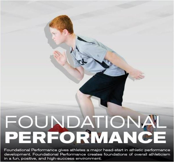 1) FOUNDATIONAL PERFORMANCE Monthly Membership (Ages 9 - 11):  Sessions 1x/week (Mondays) or 2x/week (Mon & Wed)