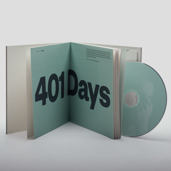 401 Days - CD [Special Edition + MP3 + DNA Membership]
