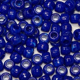 "Pony Beads, Barrel ""Crow"" Beads, Marbled Colors Pkg 1000 - Beadery Products"