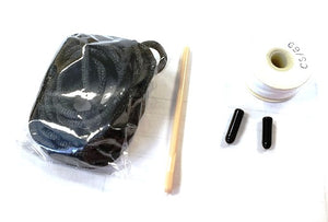 Banner Kit Components, Black