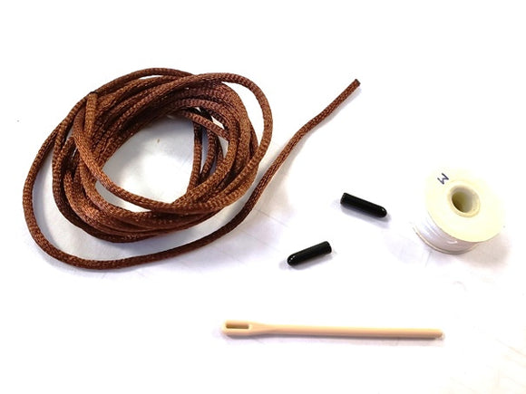 Banner Kit Components, Brown