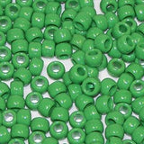 Beadery Pony Beads 6 X 9mm Opaque Colors 1000 Pieces 750V