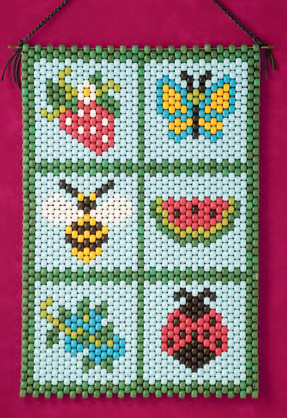 Beaded Banner Kit, Summer #5355