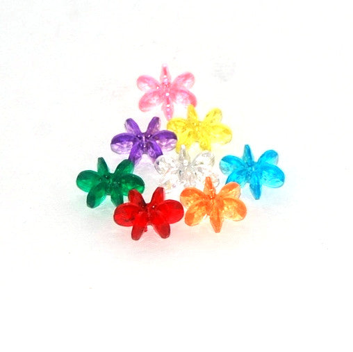 Sunburst Beads 18mm package 270 pieces 950V