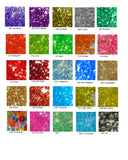 Beadery Pony Beads  6 x 9mm Sparkle Colors 1000 Pieces 750V