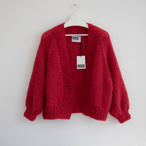 Last Chance - DIY x Alexa Cardigan - woolly winter edition - CLUB KNIT