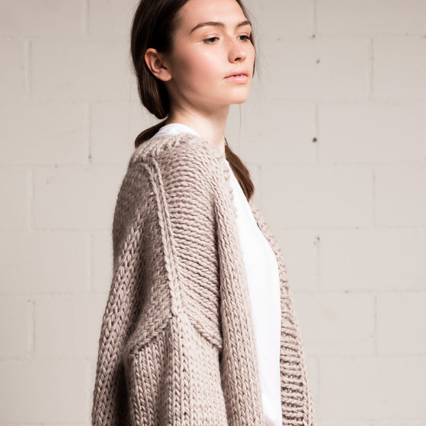 Camilla Cardigan - CLUB KNIT