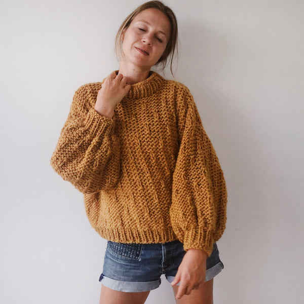 Gloria Jumper - CLUB KNIT