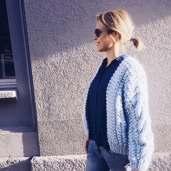 Nina Cardigan - CLUB KNIT