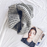 Suzy Scarf - CLUB KNIT