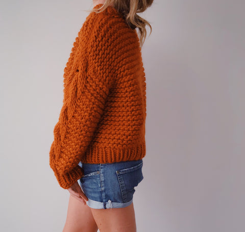 DIY x Julia Jumper - CLUB KNIT