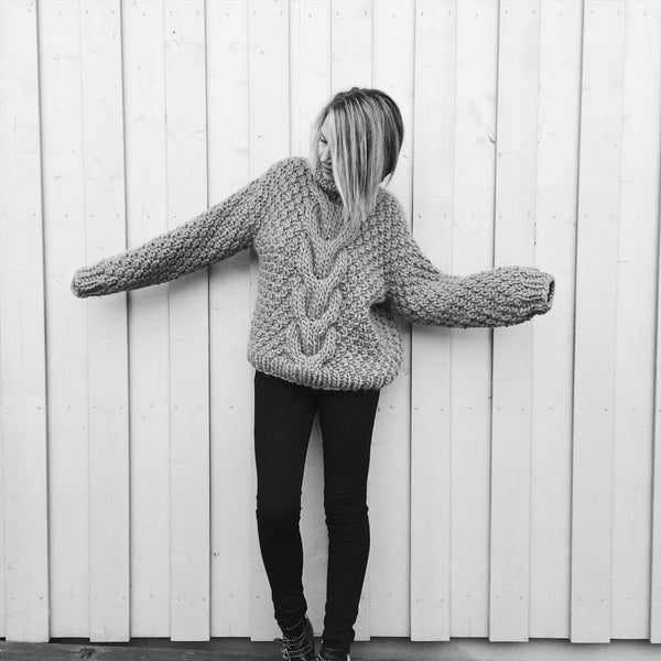 DIY x Mila Jumper - CLUB KNIT