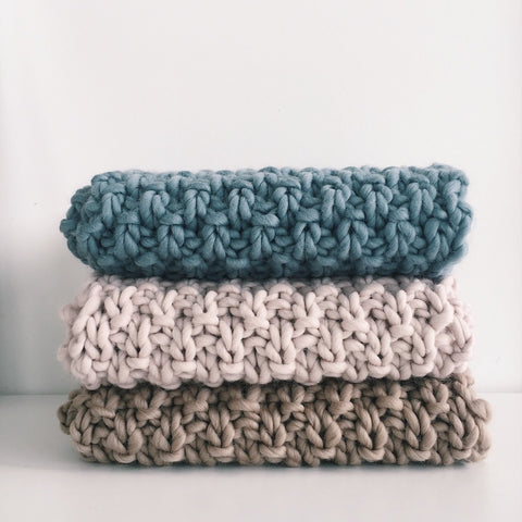 DIY x Nora Scarf - CLUB KNIT