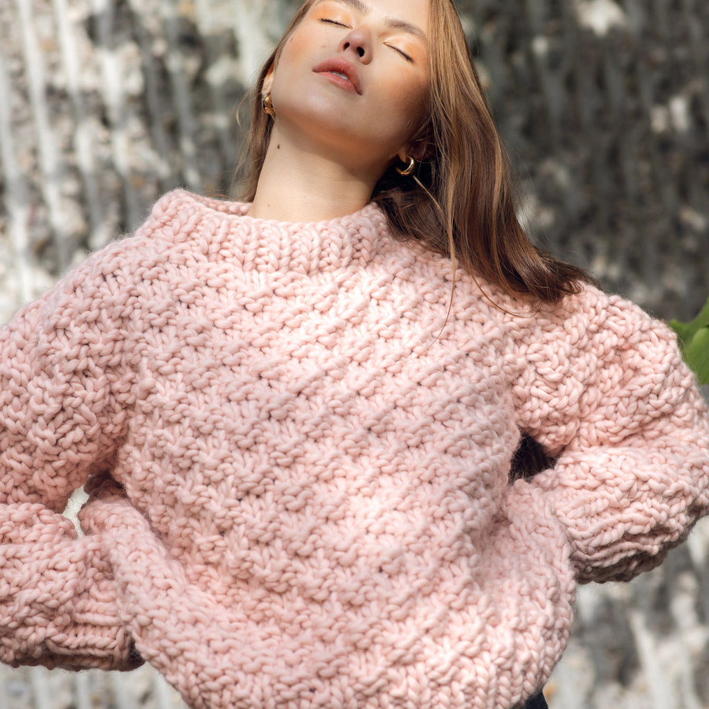 DIY x Vera Jumper - CLUB KNIT