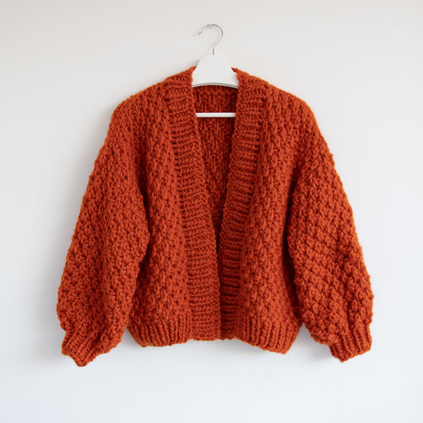 Renée Cardigan - CLUB KNIT