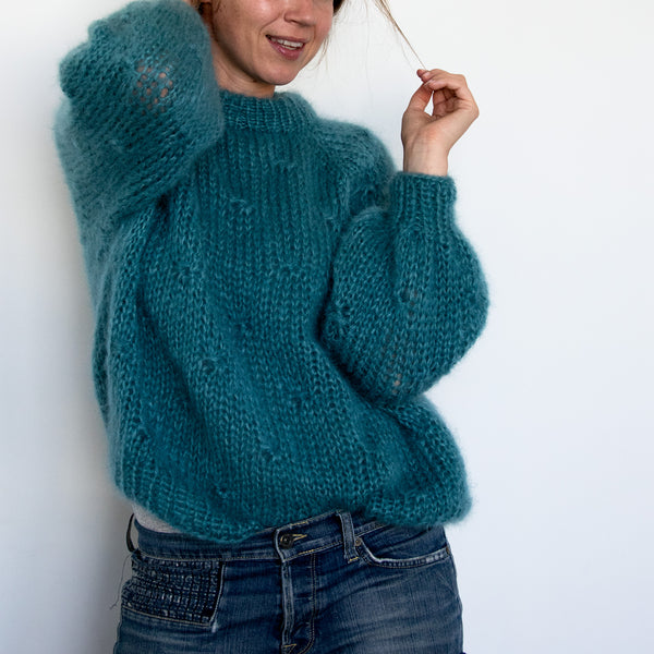 Last Chance - DIY x Sarah Jumper - CLUB KNIT