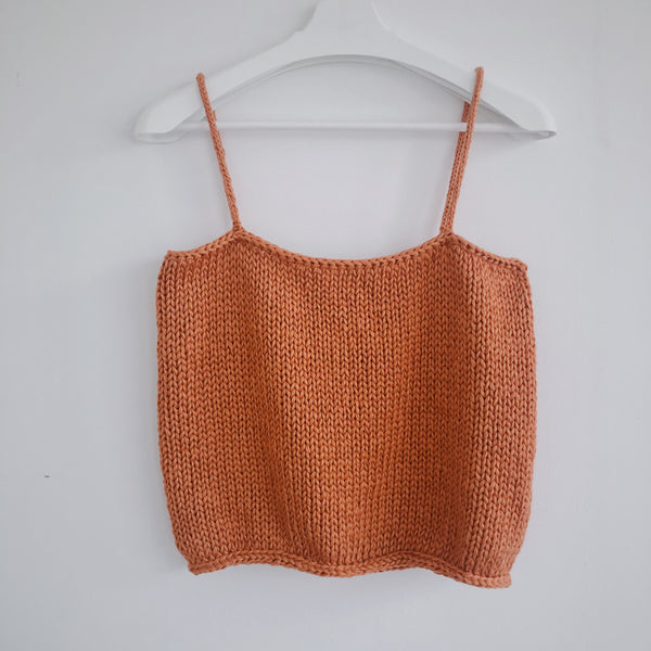 Frieda Top - CLUB KNIT