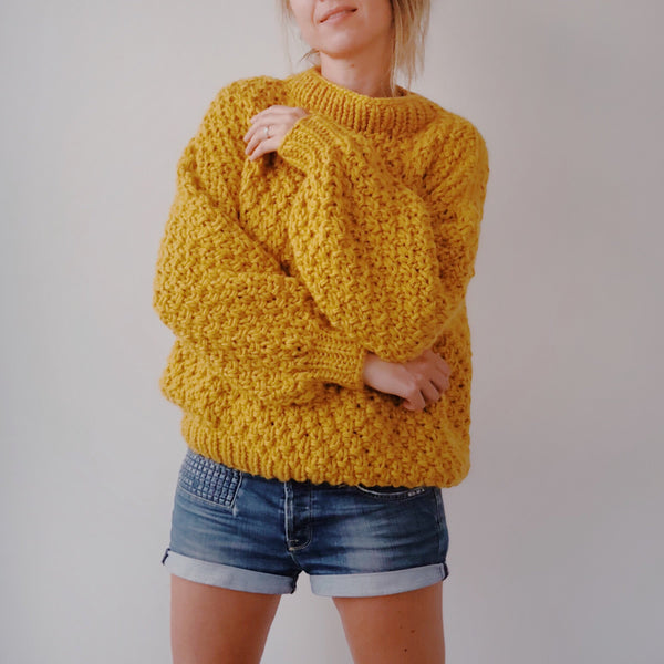 DIY x Renée Jumper - CLUB KNIT