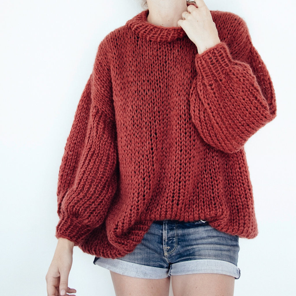 Rumi Jumper - CLUB KNIT