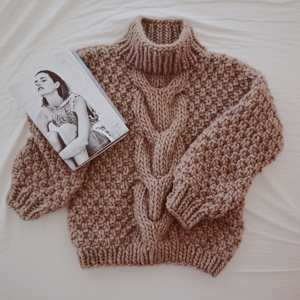 Mila Jumper - CLUB KNIT