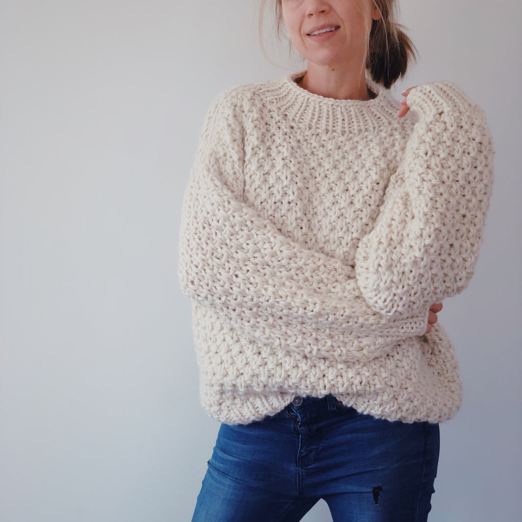 Renée Jumper - CLUB KNIT