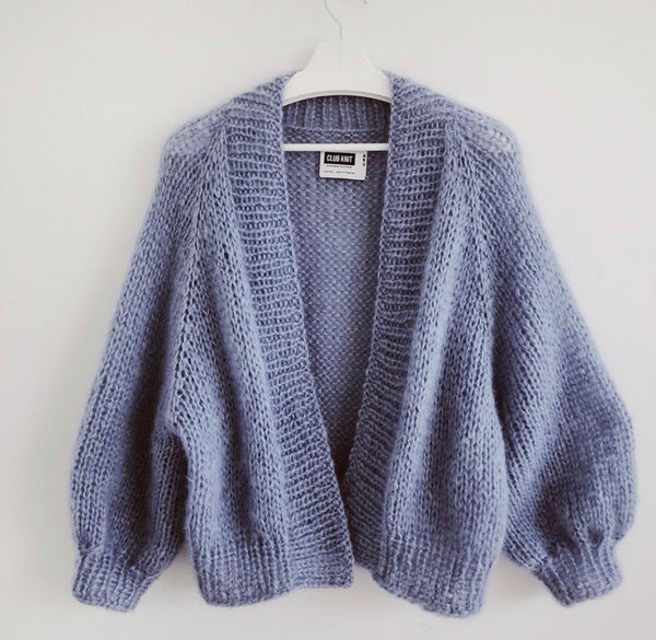 Last chance - Alexa Cardigan - CLUB KNIT