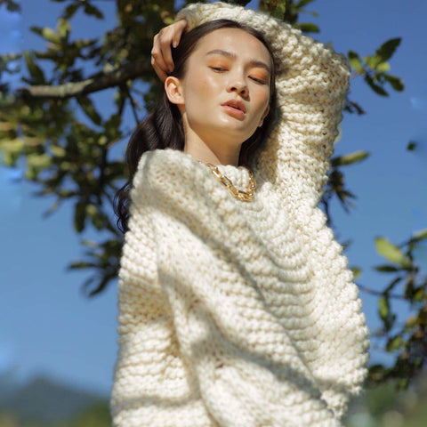 Julia Jumper - CLUB KNIT