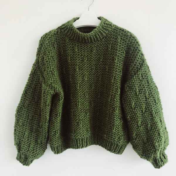 Gloria Jumper - merino wool - CLUB KNIT