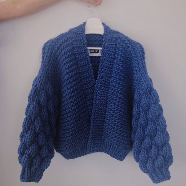 Livia Cardigan - CLUB KNIT