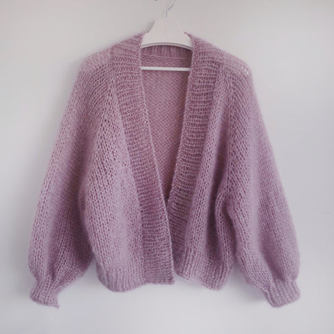 Alexa Cardigan - CLUB KNIT