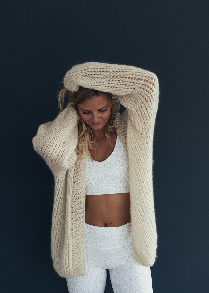Last Chance - Rumi Cardigan - CLUB KNIT