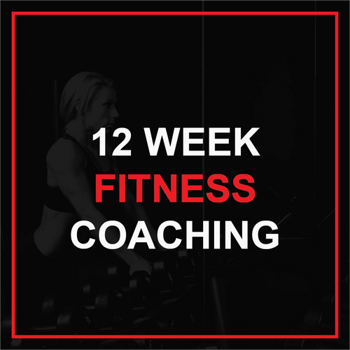 12 Week Fitness Coaching