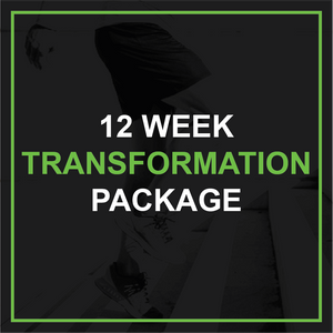 12 Week Transformation Package