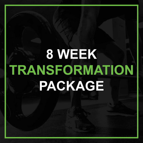 8 Week Transformation Package