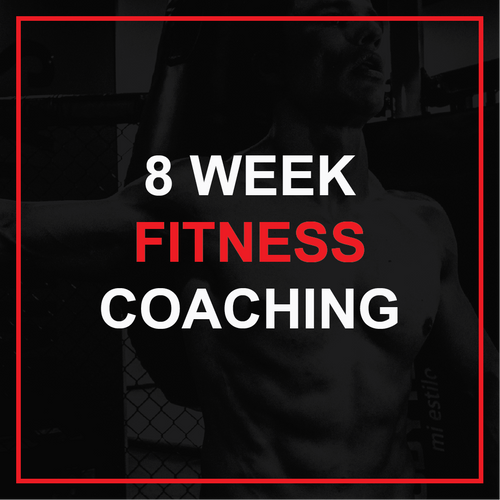 8 Week Fitness Coaching