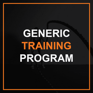 Generic Training Program