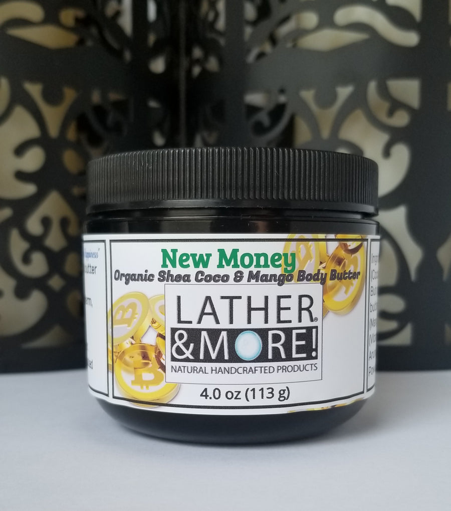 New Money Men's Body Butter