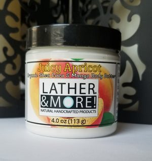 Juicy Apricot Body Butter