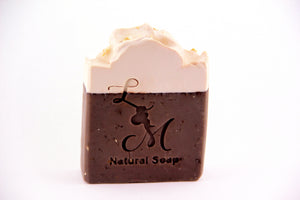 Oatmeal, Milk and Manuka Honey Natural Soap