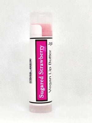 Sugared Strawberry Lip Butter