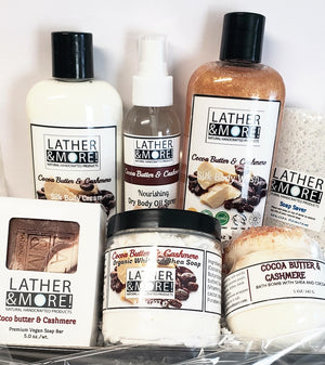 Cocoa Butter & Cashmere Ultimate Gift Basket