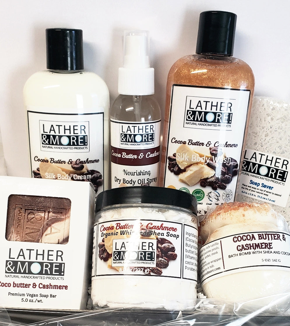 Coco Butter & Cashmere Ultimate Gift Basket